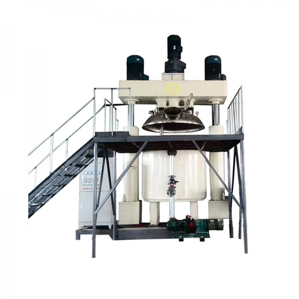 Dispersing Machine_High Speed Mixer