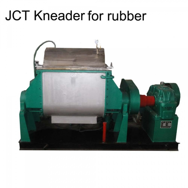 Rubber mixer machine with ...