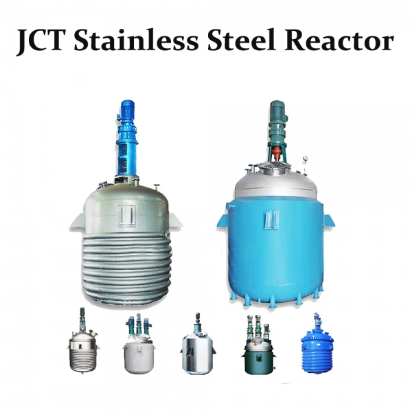 The reactor design in JCT Machinery