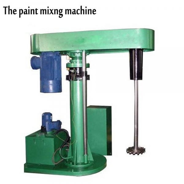 Paint mixing machines manufacturers