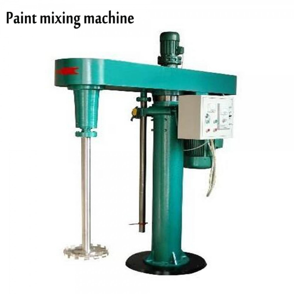 Paint stirring machine