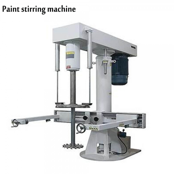 High shear paint disperser mixture machine