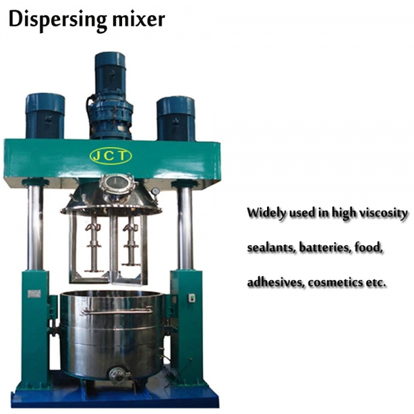 High shear dispersing mixer
