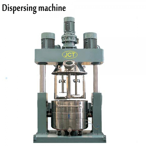 Paint dispersion mill