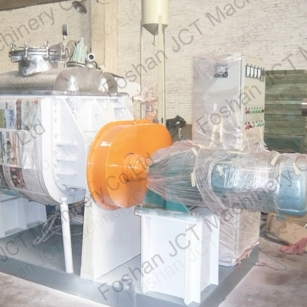 300L Rubber mixing mill m...