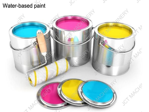 what is the differences in water-based paints and oil-based paints?