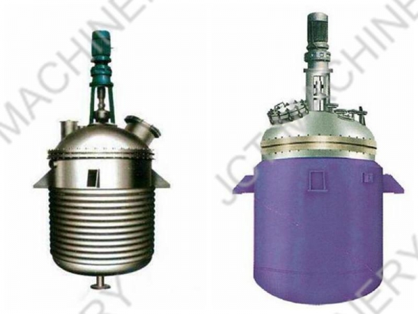 How to choose jacketed mixing tank and coil mixing tank?