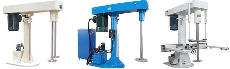 JCT paint making equipment