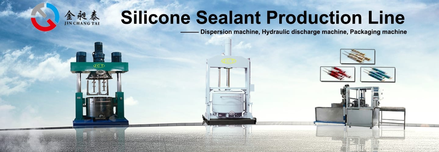 silicone sealant production line