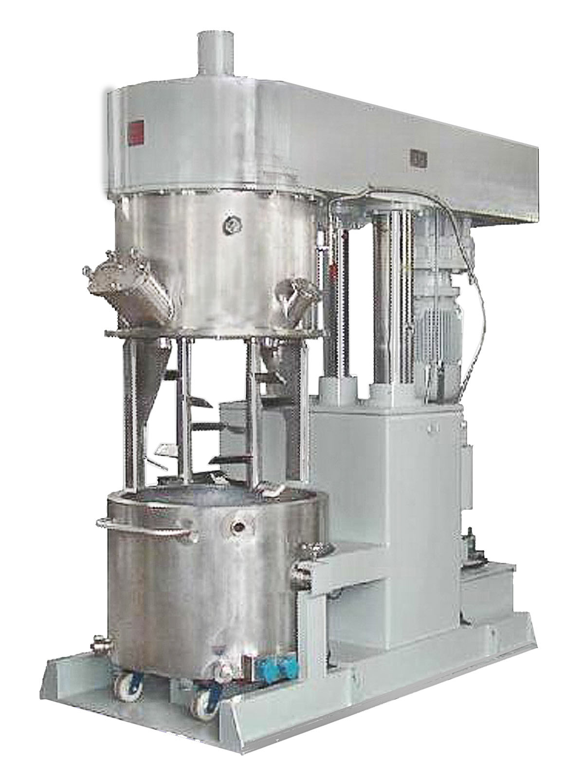 A machine capable of making disinfectant and hand sanitizer——Planetary mixer
